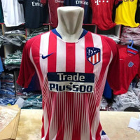 Jersey Atletico Madrid ATM Home 2018/19 Kualitas Grade Ori