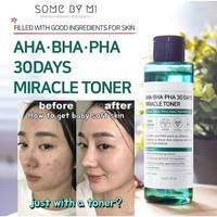 SomeByMi AHA BHA PHA 30 Days Miracle Toner 150ml