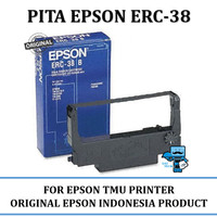 Pita/ Ribbon Epson ERC-38 Black Cartridge Ribbon