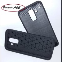 Case Ipaky Carbon Samsung J8 2018 Softcase Ipaky Carbon - Hitam