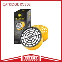 Obat Masker RC203 Refill Catridge Chemical Respirator RC-203 NP 305