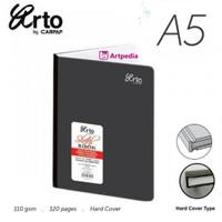 Arto A5 Hard Cover Sketch Book 110gsm /Arto Sketch Book A5 Hard Cover