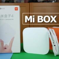 Xiaomi TV Box 4 / Mibox 4 Quad-Core Terbaru 2018 Full Apps