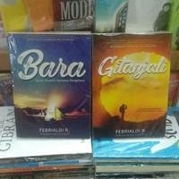 Paket Novel Bara Gitanjali - Febrialdi R