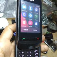 Hp bekas Nokia C2-03 hidup normal ada minus bkn xiaomi asus oppo