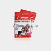 Kertas Foto Glossy Photo Paper 4R A6 Eprint 200gsm