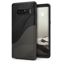 RINGKE Case Wave Series Samsung Galaxy Note 8 ORI Metallic Chrome