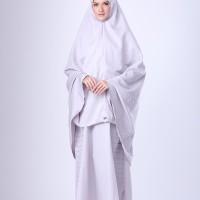 Baju Gamis Syari Atasan Dress Wanita Cantik 058 (plus kerudung+cadar)