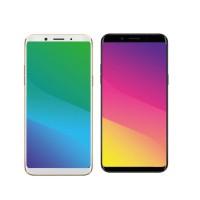 GARANSI RESMI HP Handphone OPPO F5 - 4GB - Black Gold