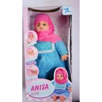 Harga boneka teman bermain dan belajar anisa hijab dengan mode | Pembandingharga.com