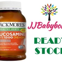 Jual Blackmores Glucosamine Sulfate 1500 One A Day 180 Kapsul Exp Oct 2019 Murah