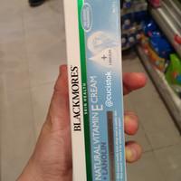 Jual Blackmores Natural Vitamin E Cream with Linolin 50g Murah