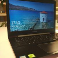 Laptop Lenovo ideapad 500s i5 6200u Nvidia GT 940m Ram 4Gb FHD Mulus