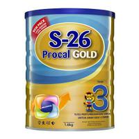 S-26 S26 Procal Gold Tahap 3 1600g 1600gr 1600gram 1.6kg 1600 gr gram