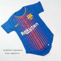 Baju anak bayi jumper klub sepak bola