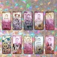 Gradient Glitter Case manik manik Hp smartphone Samsung Galaxy J2 Pro