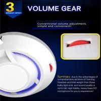Plextone PC835 Gaming Headphone Headset LED Stereo   Mic