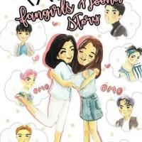 Buku Novel EXO + Fangirls Noona Story