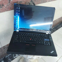 Laptop lenovo thinkpad L420 core i3 murah meriah mulus