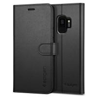 SPIGEN SGP Wallet S Series Samsung Galaxy S9 Original Black