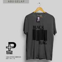 2d572c38f Jual Kaos Black Flag Murah - Harga Terbaru 2019 | Tokopedia