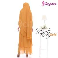 Gamis set by hijab qiyada