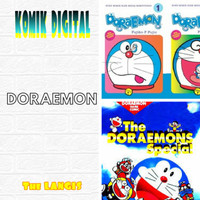 Komik Digital Seri Doraemon Lengkap - Ebook Bahasa Indonesia