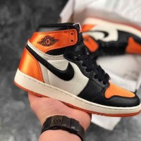 AIR JORDAN 1 OG 'SATIN' (UNAUTHORISED AUTHENTIC)