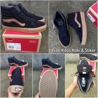 861bf5c8000595 Sepatu Vans SK8 PRO TRASHER Hi Black Gum Premium Quality BNIB