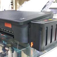 Printer Canon Wifi Termurah TS307 + Infus Box + Dumper (Stabil Tinta)