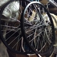 wheelset/velg sepeda bmx/lipat 20inc alloy