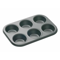 LOYANG MUFFIN CARBON STEEL 6S - NON STICKY MUFFIN PAN - CETAKAN MUFFIN
