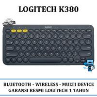 Keyboard Wireless Bluetooth Logitech K380 - Android, Apple, Windows