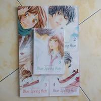 Komik Blue spring ride ~ ao haru ride 1-5OG - Io Sakisaka