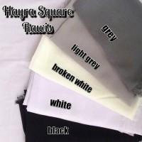 JILBAB SEGIEMPAT HAYRA RAWIS || BAHAN DOBLE HYCON
