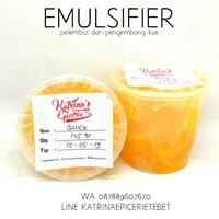 Quick 75 - cake emulsifier - ovalet - sp