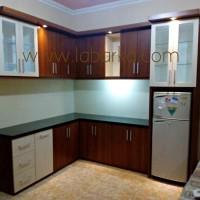 Pesan Kitchen Set dan Lemari HPL di Ambarawa, Semarang, Salatiga