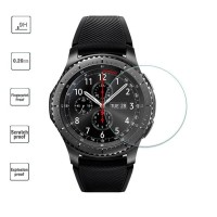 SAMSUNG GEAR S3 CLASIC / FRONTIER TEMPERED GLASS REAL GLASS 2.5D
