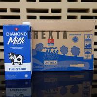 SUSU UHT DIAMOND FULL CREAM MILK - 1KARTON