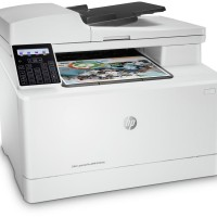 Printer HP Color LaserJet Pro MFP M181fw - Fax + Wireless