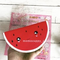 Harga watermelon squishy squishy semangka | DEMO GRABTAG