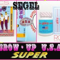 GROW UP ~ Peninggi Badan ~ ORIGINAL USA