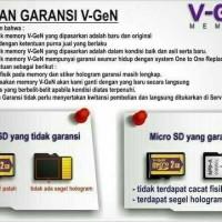 Memory Card Camera V-Gen 64gb Turbo Series 85mbps Class10 Sdxc Sd Card
