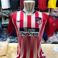 Jersey ATLETICO MADRID HOME 2018-2019 Grade ori/ jersey atletico baru