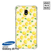 Lemon Fruit Casing Samsung Galaxy J5 Pro Anti Crack Anticrack Case HP