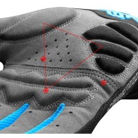 Harga termurah coolchange sarung tangan sepeda sbr pad size m | antitipu.com
