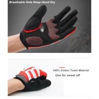 Harga termurah boodun sarung tangan sepeda motor full cover size xl | antitipu.com