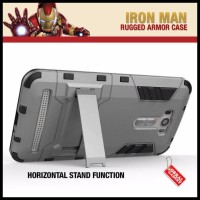 CASE / CASING HP IRON MAN ARMOR ASUS ZENFONE 2 LASER 6