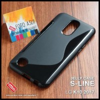 CASE / CASING HP SOFT JELLY LG K10 2017 GEL SILICON SILIKON SOFTCASE