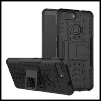 CASE / CASING HP RUGGED ARMOR ASUS ZENFONE MAX PLUS M1 SOFT BACK COVER